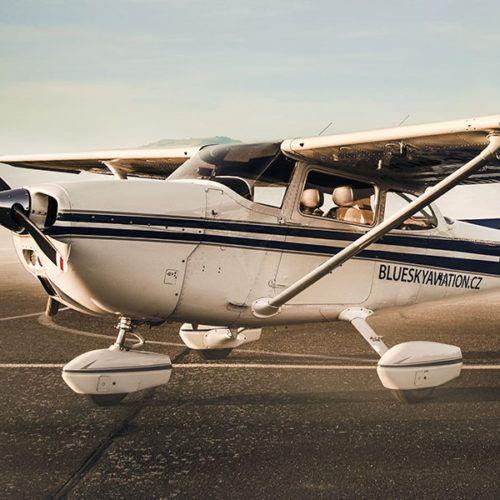 Cessna 172 OK-BAF