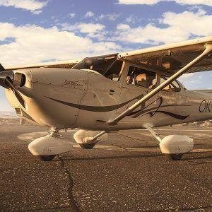 Cessna 172 OK-RTR